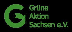 Logo Grüne Aktion Sachsen